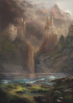 Argonath remastered version