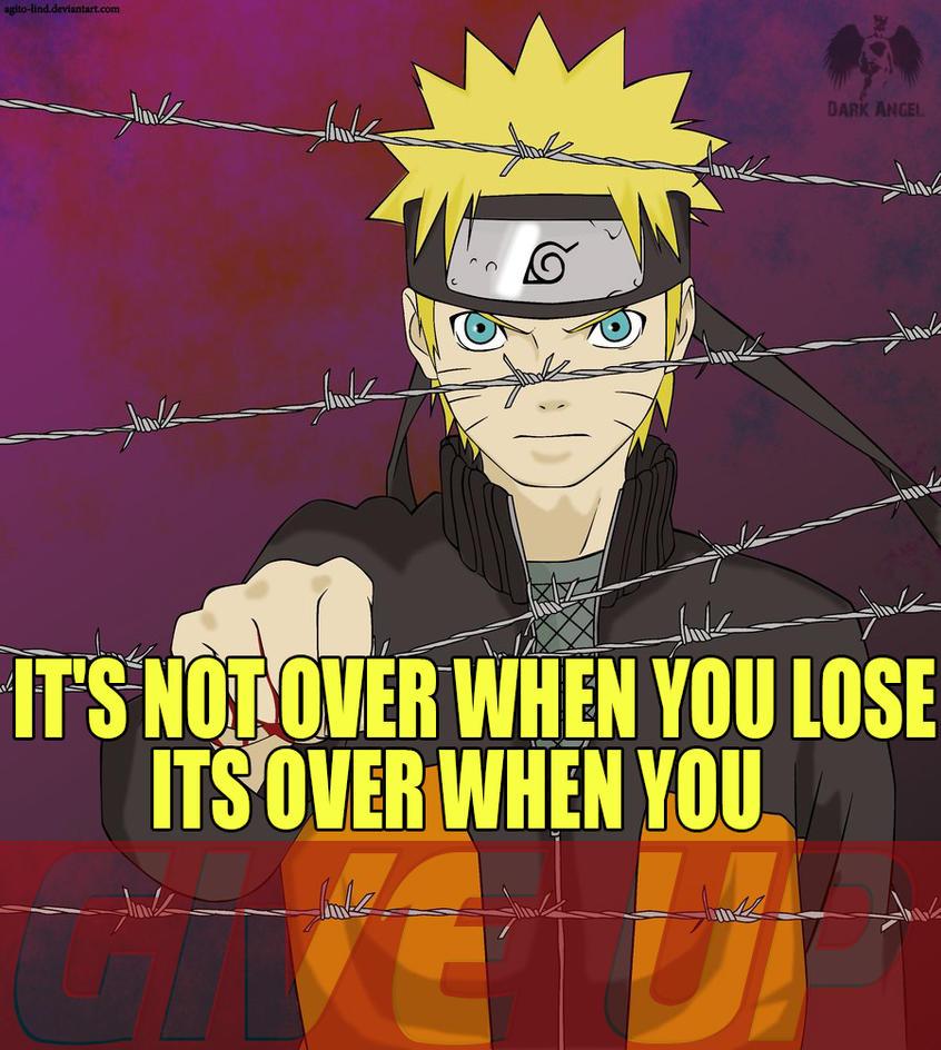Naruto Quotes By ArjunDarkangel On DeviantArt