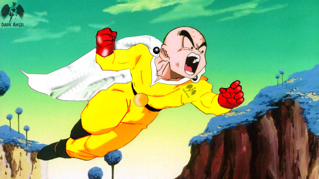 Les One-Punch Memes Krillin_one_punch_man_by_arjundarkangel-d9lrff9