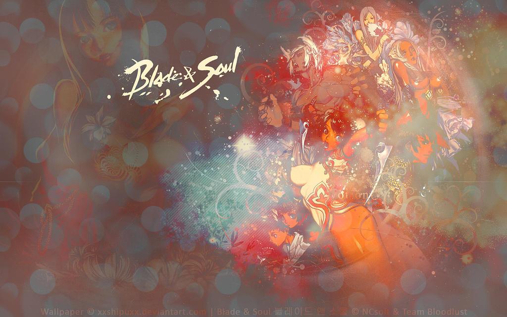 Blade And Soul Wallpaper: Blade And Soul Wallpaper By XxShipuxX On DeviantArt