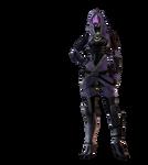 Tali Render - Mass Effect 2
