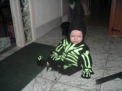 Baby's 1st Halloween