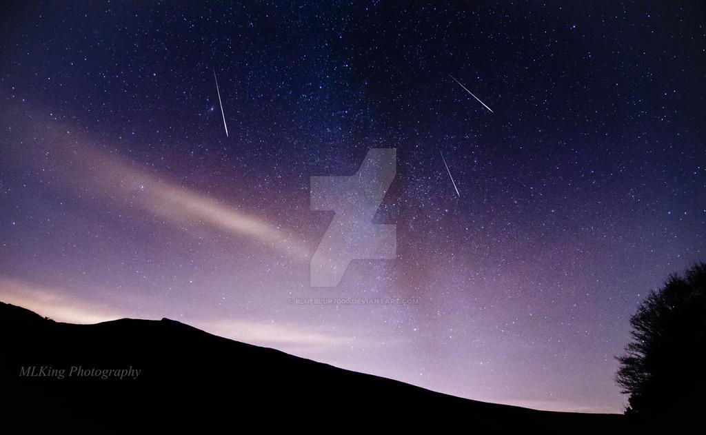 Across the Stars by BlueBlur7000