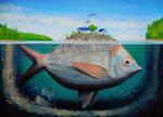 Le gros poisson
