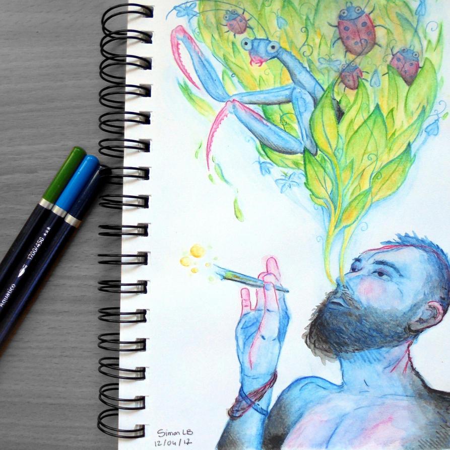 Le peuple de l'herbe by SimonLB