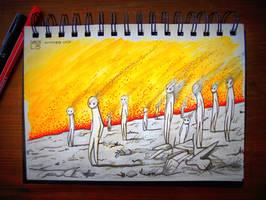 Bombe by SimonLB
