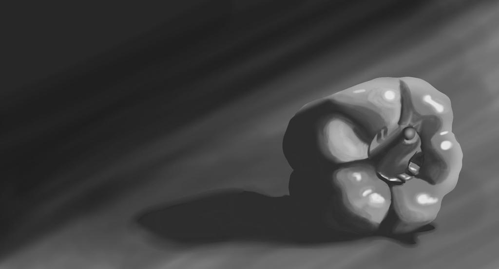 Pepper - Still Life by cesarpadilla