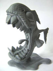 Piranha by Clayed