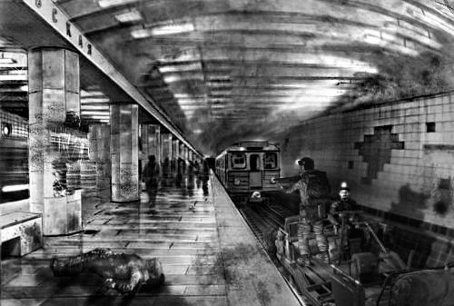 my metro 2033 by sunlight-in-my-eyes