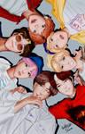 BTS by BurnsMaluzinha