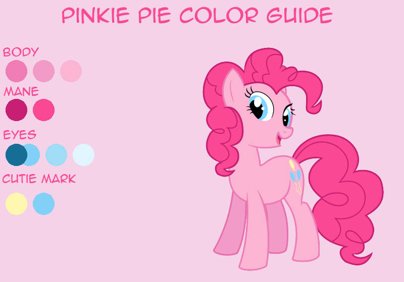 pinkie pies guide to dating