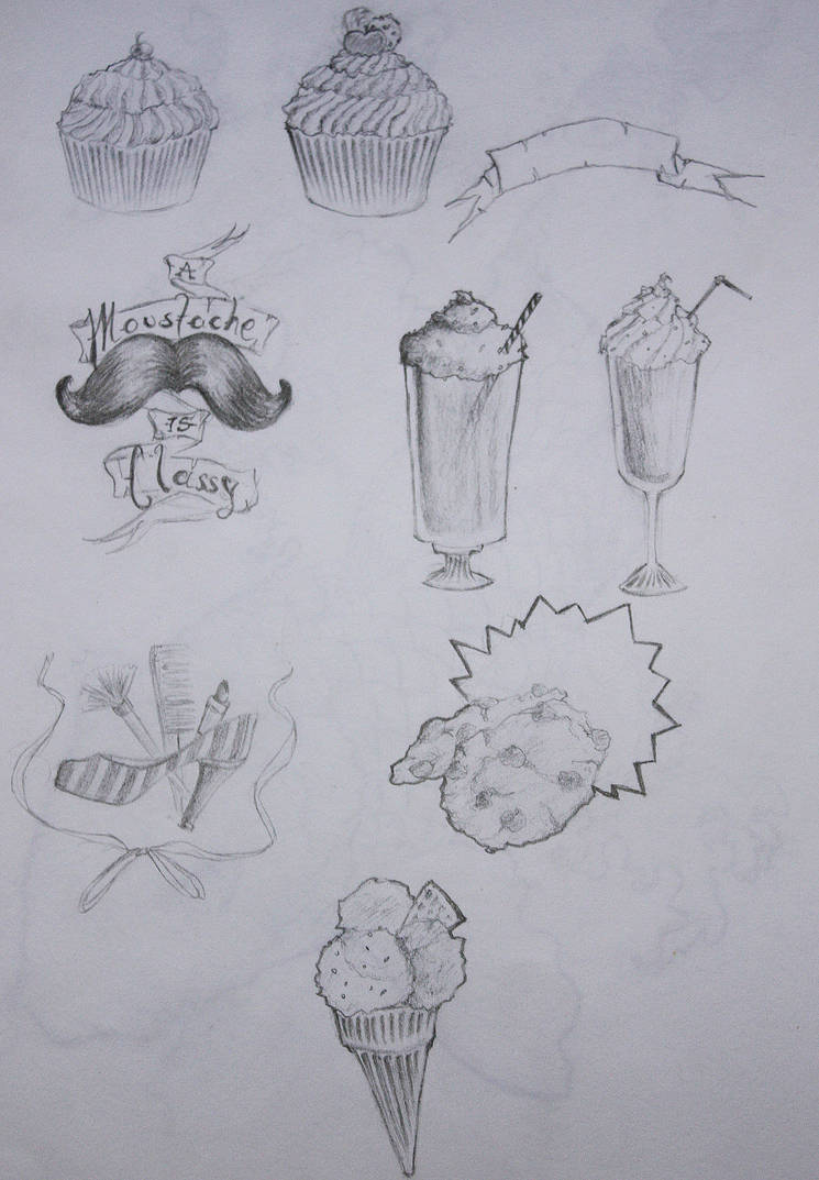 0ef3b9dd589e6 Sweet Tattoo Sketch Bundle by SweetieF on DeviantArt