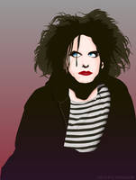 The Cure - Robert Smith 02 by tencinoir