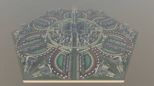 City of the Future by FranCabral