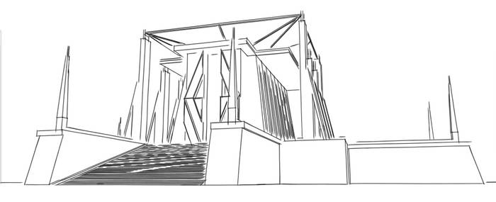 Academy of Sciences by FranCabral