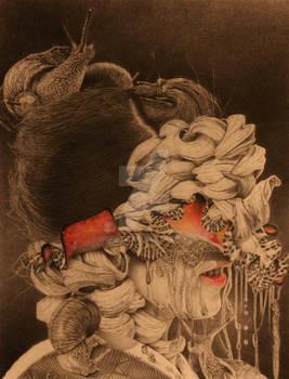 OHAGURO BETTARI (Japanese mythology)