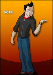 Brian Concept by kildeh