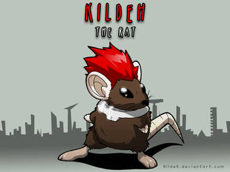 rat 1024 by kildeh
