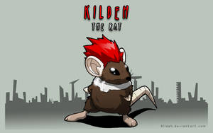 Kildeh the Rat Wallpapers by kildeh