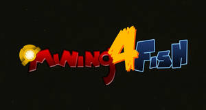 Mining 4 Fish Logo by kildeh