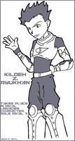 Kildeh Z. Ryukhan by kildeh