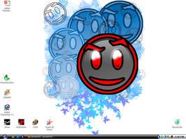 Freakin' Desktop by kildeh