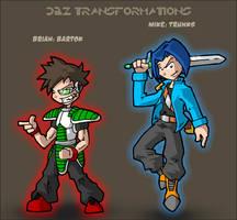 dbz transformed by kildeh