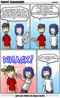 Pocky Munchers: So what by kildeh