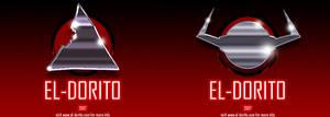 El-Dorito Car Logo by kildeh