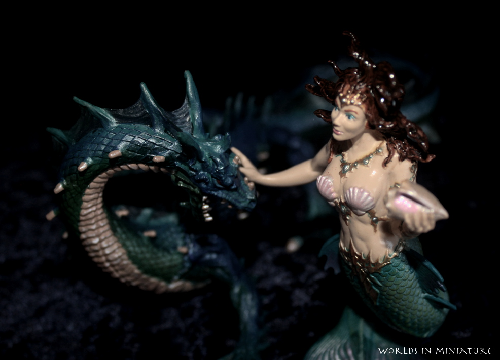 Queen of the Ocean by Worlds-in-Miniature