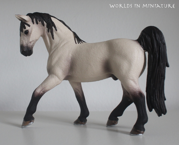 Tennessee Walker by Worlds-in-Miniature