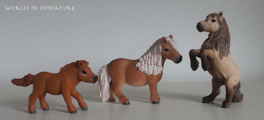Shetty aka miniature Shetland pony by Worlds-in-Miniature