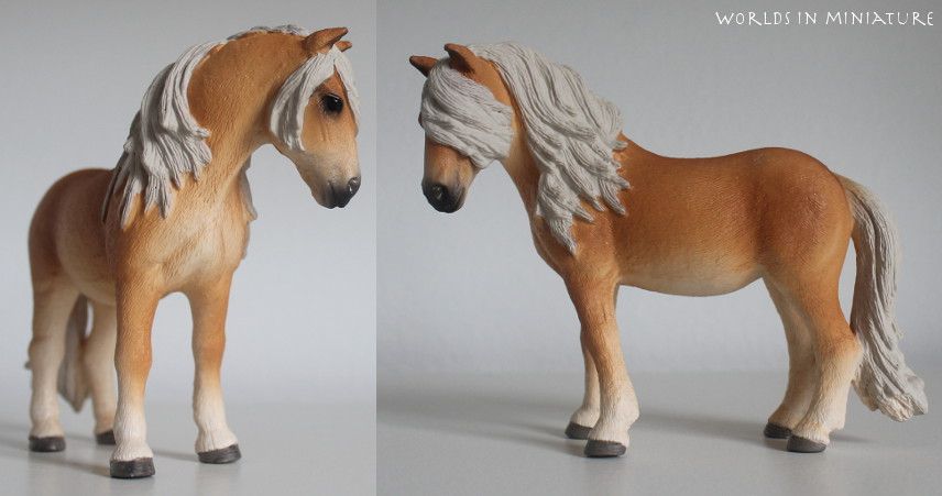 Icelandic mare by Worlds-in-Miniature