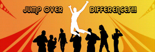 Jump over differences