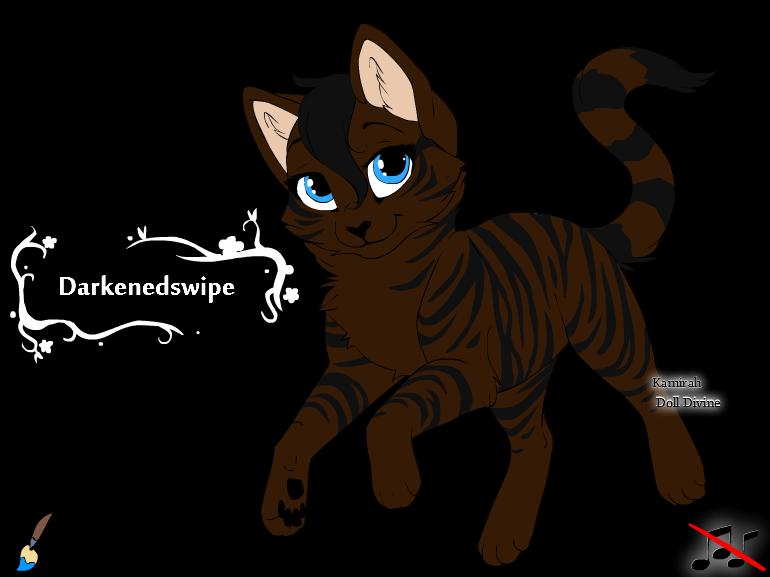 Darkenedswipe (alterative version) by Wanderisawesome