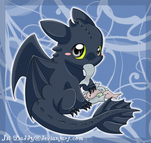 little Toothless