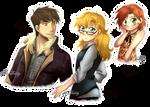 Avarus, Saira and Pigritia ''Peggy''