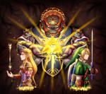 30th anniversary of Zelda - Eternal Fight