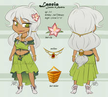 Mini Ref - Laneia by Isi-Daddy