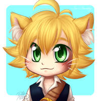 TIC - Kitty Mel by Isi-Daddy