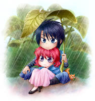 One fine rainy Day by Isi-Daddy