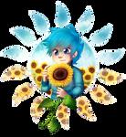 G - Flowerchild by Isi-Daddy