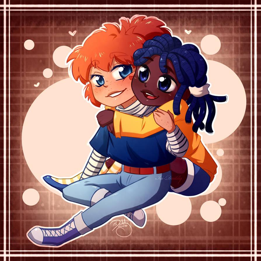 AT - Hugs and Cuddles