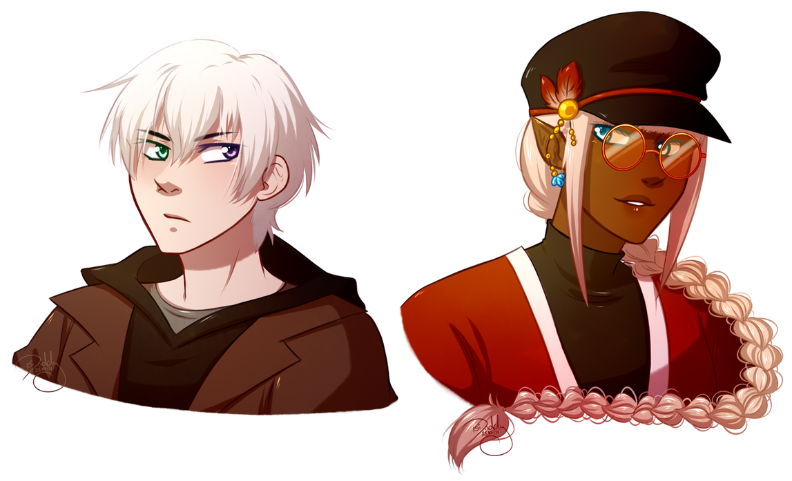 P - Aida and Ithilda