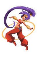 Shantae by Xugashi