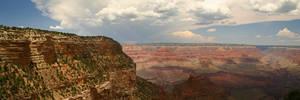 The Grand Canyon- south rim