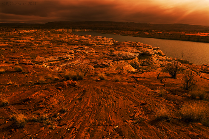Hells Beach by PeterJCoskun