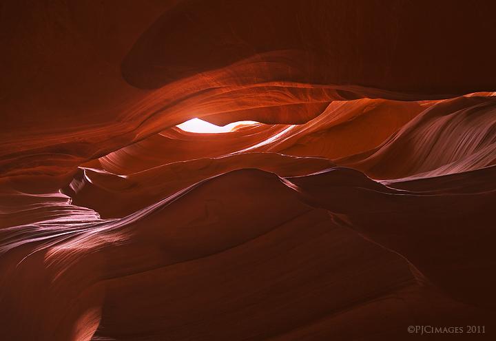 Eye of the antelope by PeterJCoskun