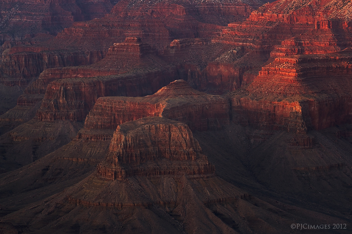 Canyon reds by PeterJCoskun