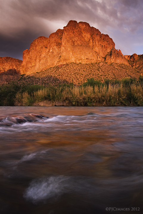 Salt river temple by PeterJCoskun